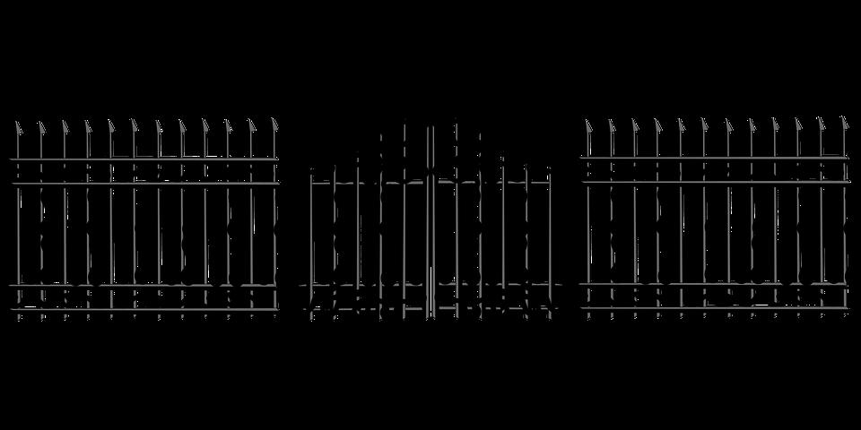 Ogrodzenia, bramy, a także beton architektoniczny