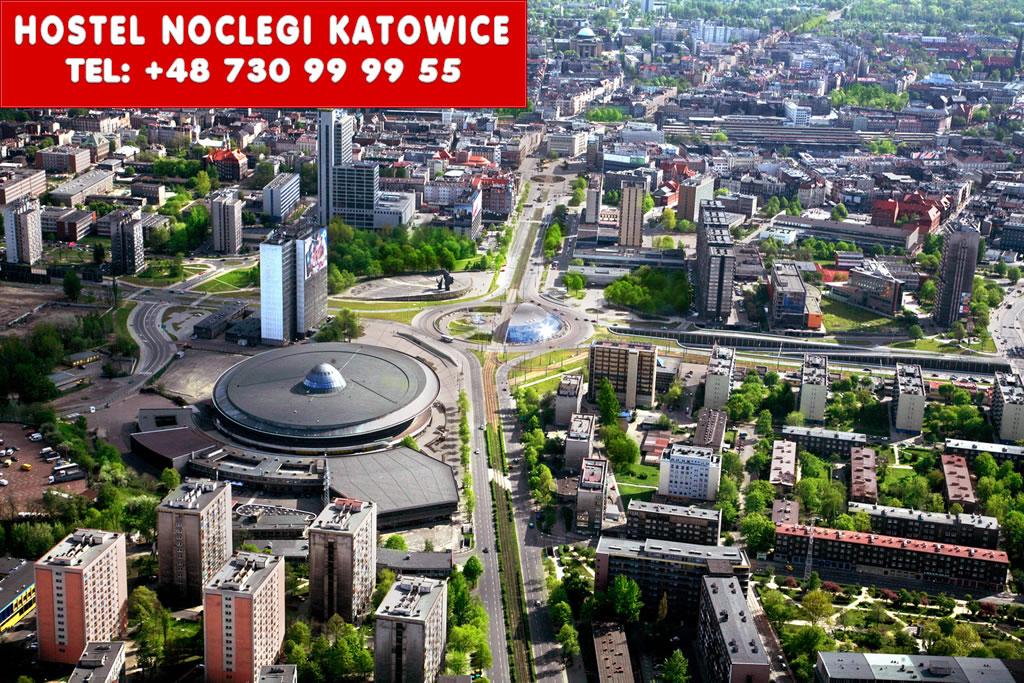 Katowice Noclegi