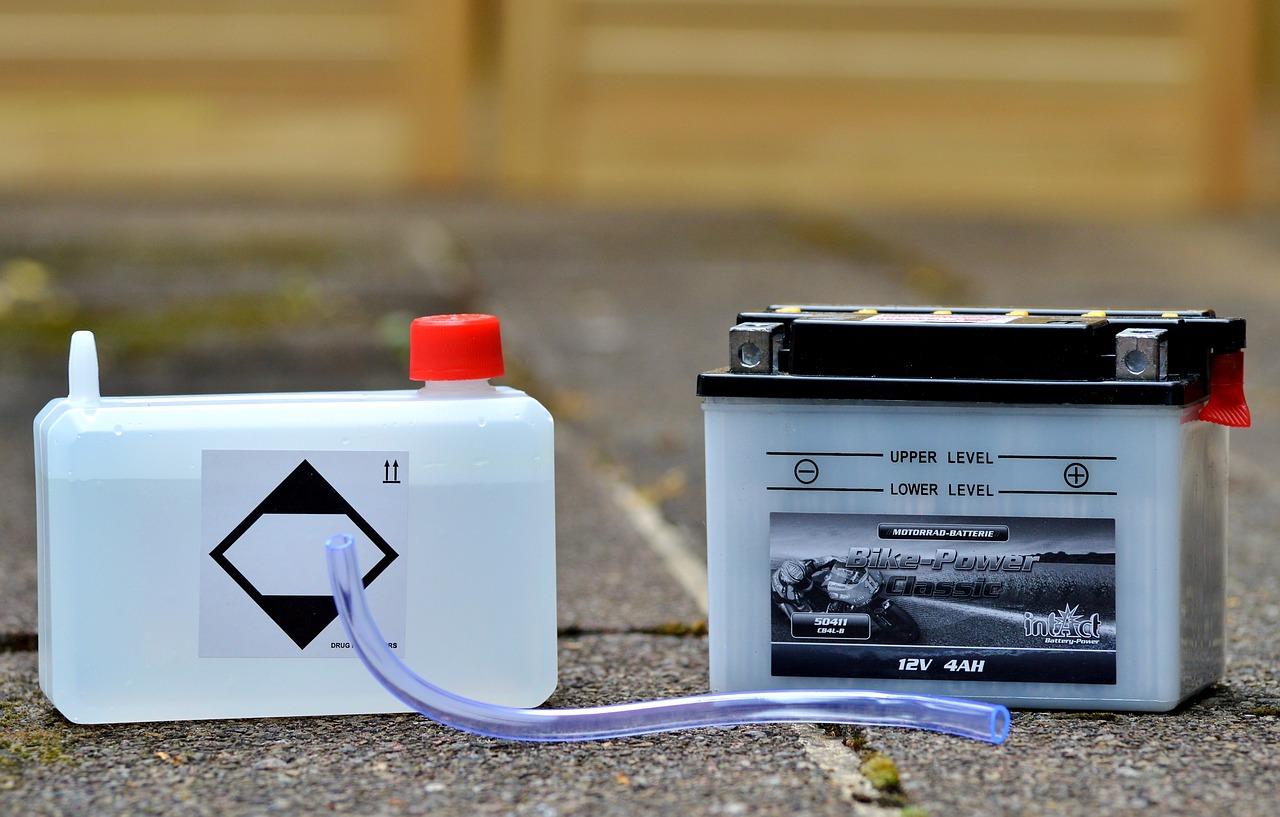 Akumulatory do wózków