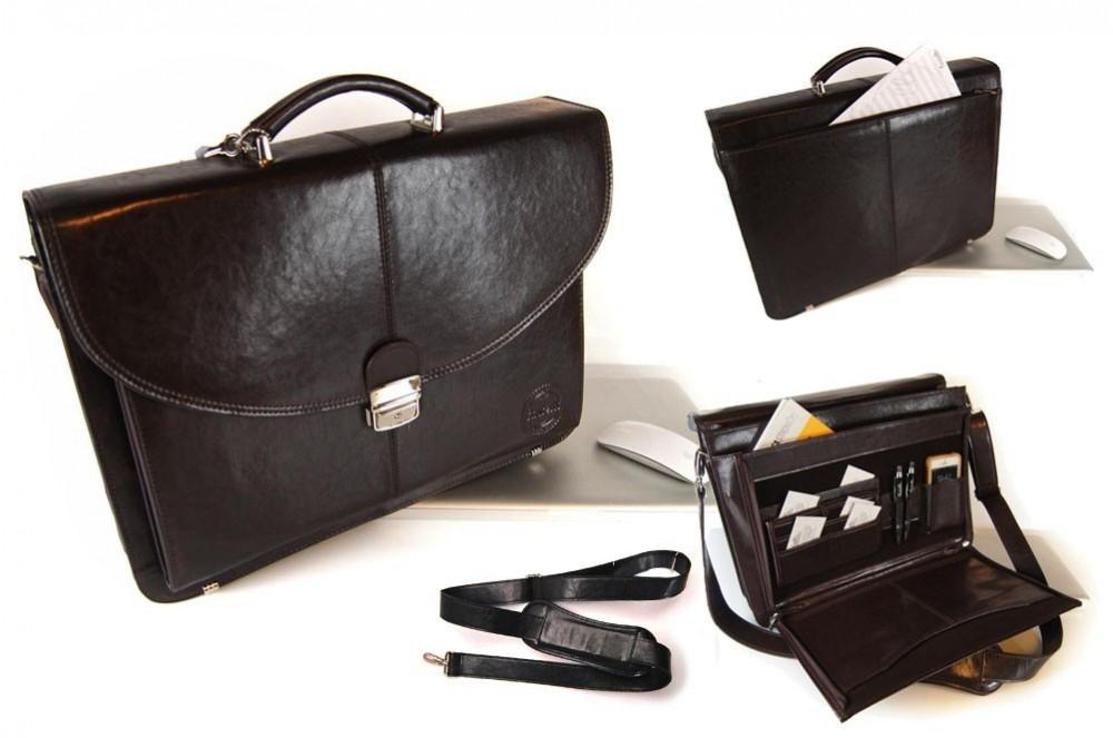 Elegancja kolekcja toreb skórzanych Cartello