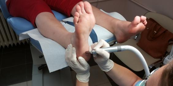 Problemy ze stopami? Udaj się do podologa